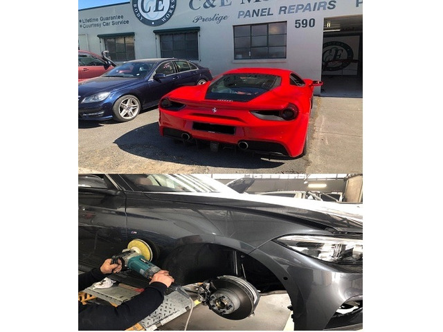 Vehicle Body Repairs Bayside - 4