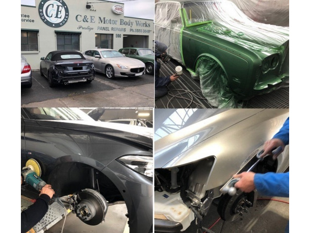 Vehicle Body Repairs Bayside - 5