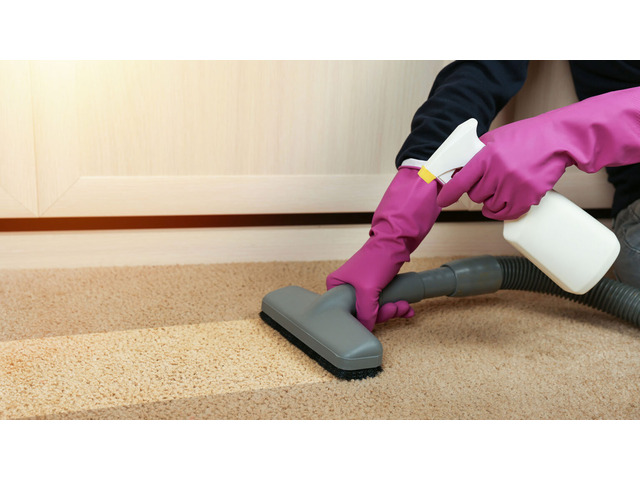 Professional residential carpet cleaning Perth. - 1