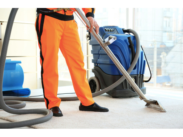 Get Same Day Carpet Cleaning Services - 1