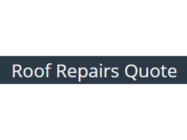 Roof Repairs Quote - 1