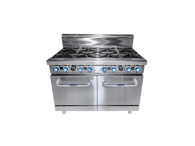 Commercial Gas Burners with Oven Supplier in Brisbane - 1