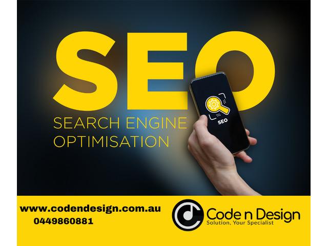 SEO Melbourne – SEO Agency Melbourne | Code n Design Consultants - 1