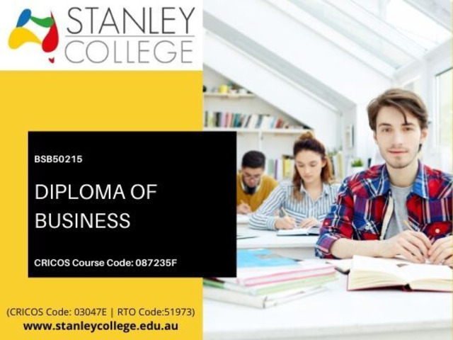 Raise your career graph with the Diploma of Business courses in Perth. - 1
