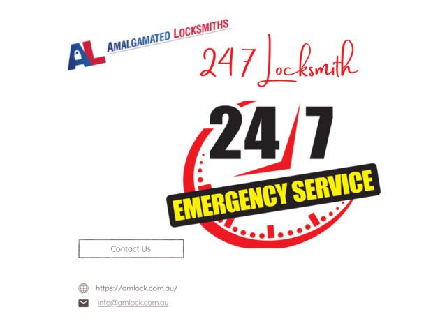 24 Hour Locksmith - 1