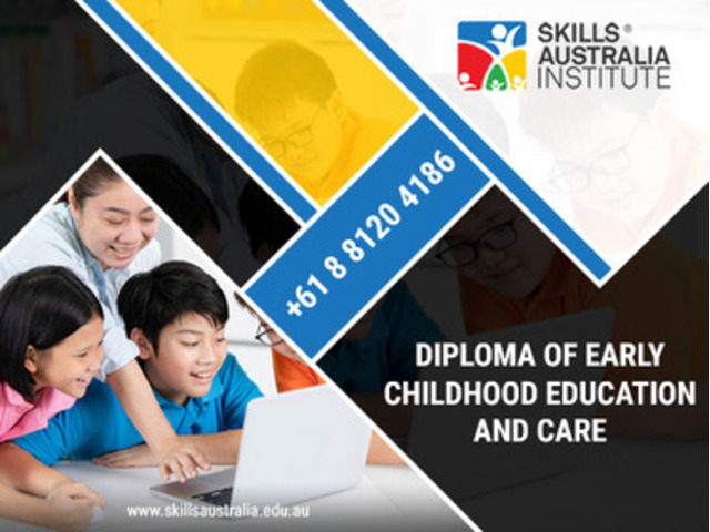 Get trained to tackle children with our diploma in childcare Perth. - 1