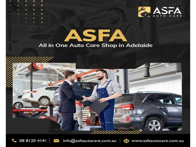 Looking for the best Skoda mechanics in Adelaide? Contact ASFA today! - 1