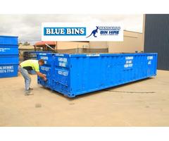 Professional skip bin hire adelaide - Blue Bins