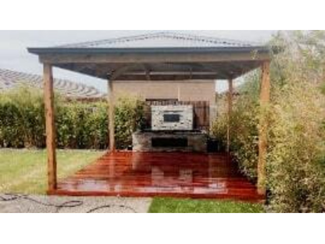 Get Patio Designs across Melbourne at Green Kings Landscaping - 1