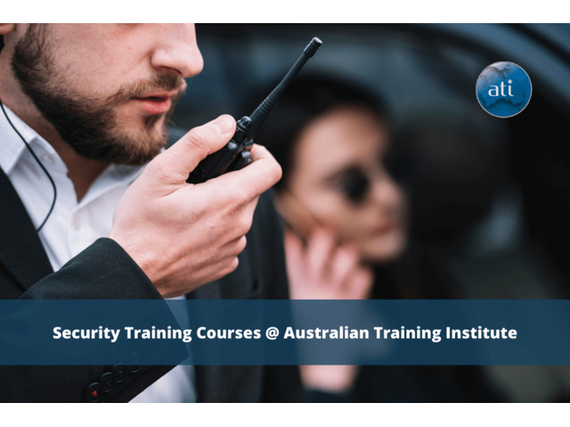 Be a Licenced Security Officer. Enrol in Security Courses in Brisbane! - 1