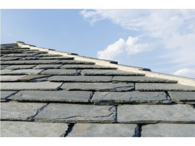 Slate and tile roofing - 1