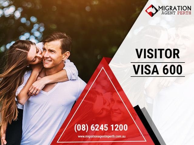 Get Certified subclass visa 600 Agent - 1