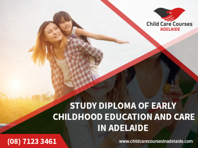 Get Certification With Child Care Courses In Adelaide - 1