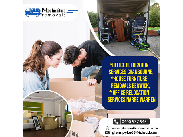 Enjoy a Smart Move With Office relocation services - 1