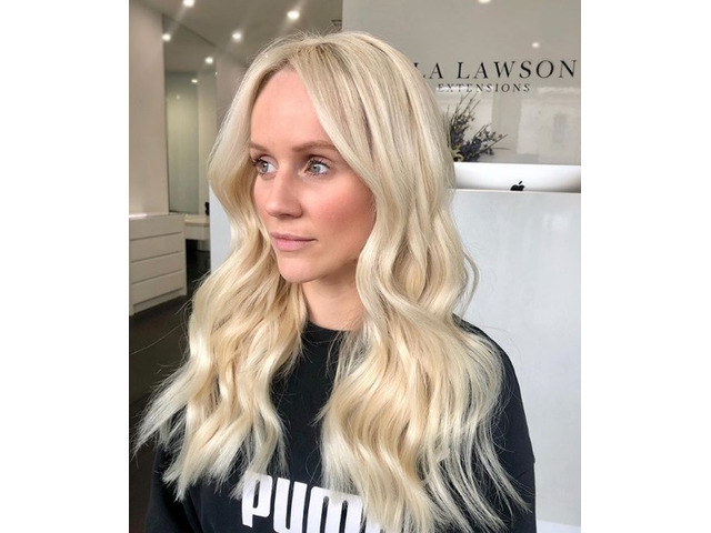 Real Human Hair Extensions Melbourne - 3