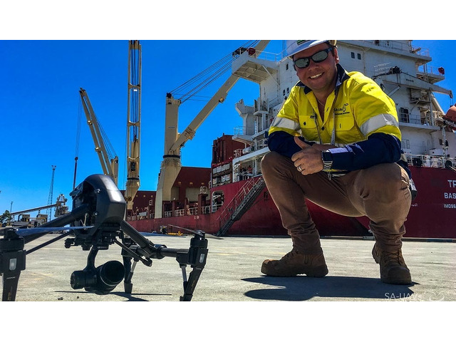 Drone mapping and surveying - 1