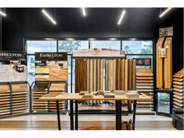 Timber floor installation Brisbane - 1