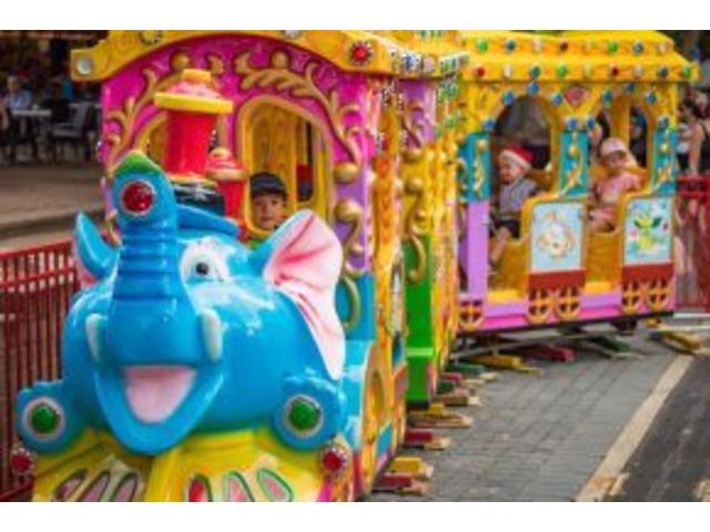 Hire Kids Amusement Rides Parks - 1