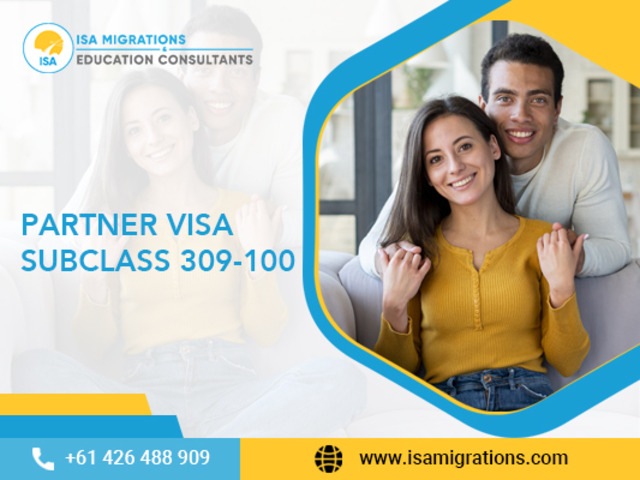 How To Get Partner Visa Subclass 309 Flawlessly? - 1