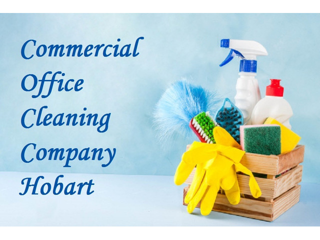 Commercial Office Cleaning Company Hobart - 1