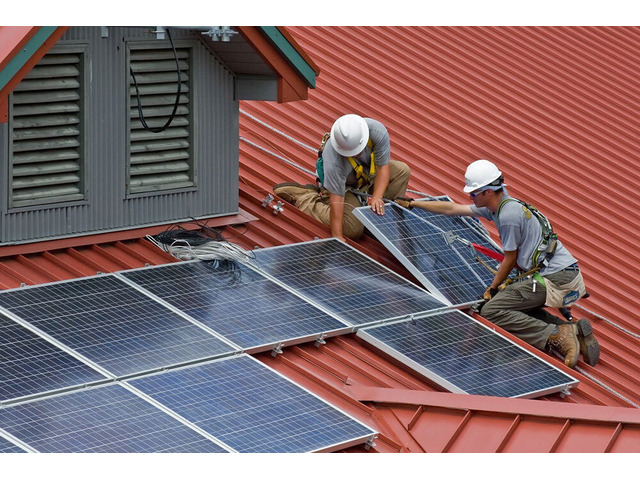 Steps Involved In Home Solar Panel Installation - 1