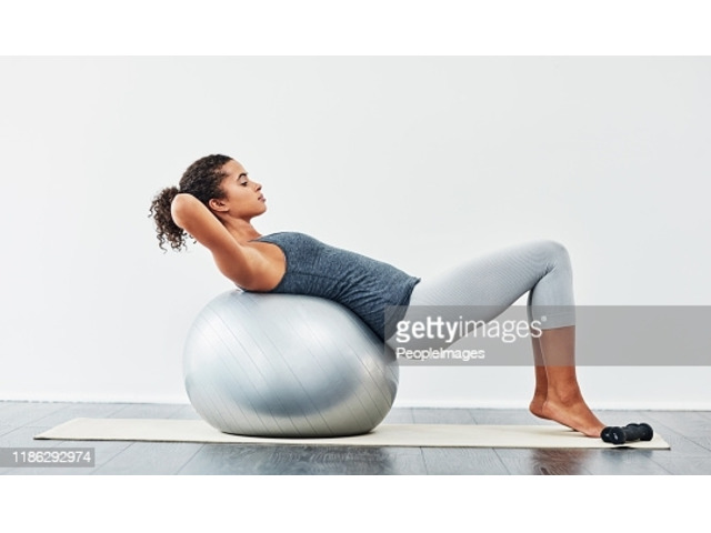 4 Reasons To Use An Exercise Ball In Your Daily Workout - 1