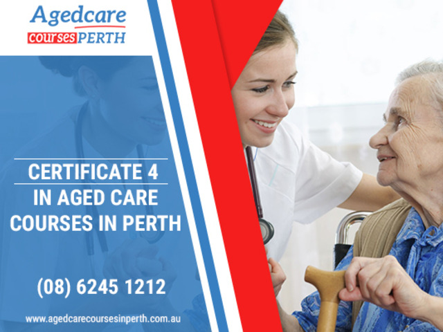 Enroll Now For Certificate 4 In Aged Care Perth - 1