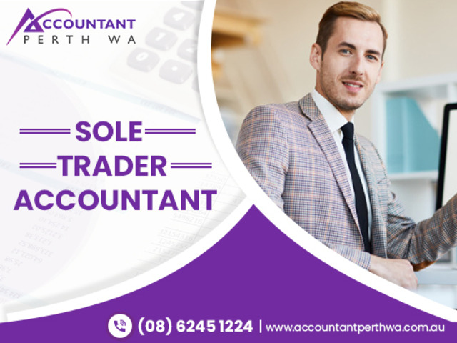 Hire Your Sole Trader Tax Return Accountant For Your Business - 1