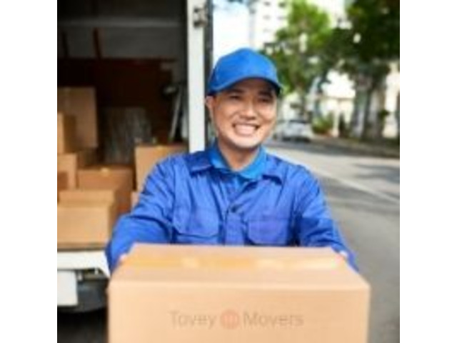 Movers Melbourne - 1