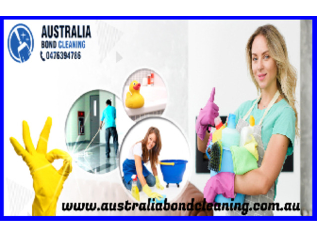 Bond Cleaning Services - 1