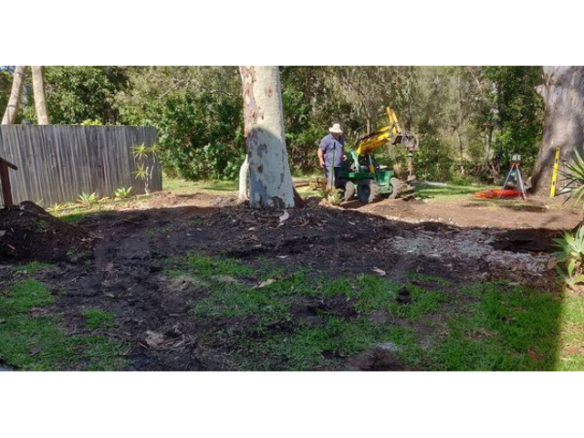 Landscaping in Lots - Turfing and gardens - 3