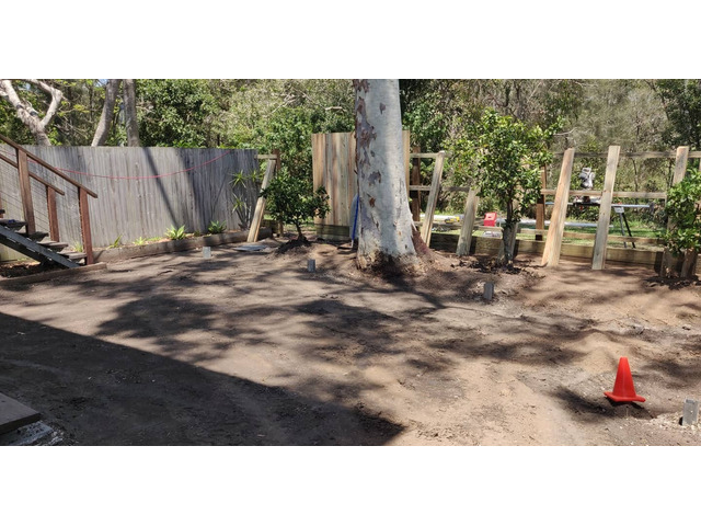 Landscaping in Lots - Turfing and gardens - 7