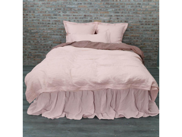 Increase Your Comfort With This Linen Duvet Cover - 1