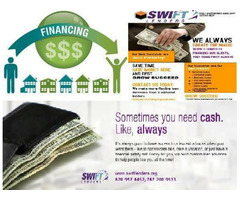 Fast and Affordable Financing