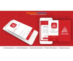 Mobile App Developers in Melbourne | ChromeInfotech