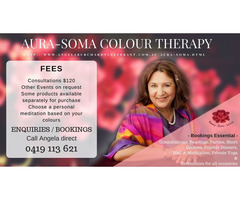 AURA-SOMA Colour Therapy Consultations