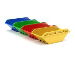 Waste Management Bin Services In Australia - Everyskip