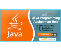 Get Java Assignment Help from Casestudyhelp.com in Australia