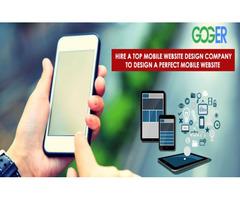 Professional website design services