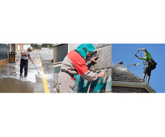 Rotowashing High Pressure Cleaning in West Brisbane or South Brisbane