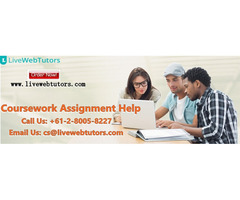Coursework Assignment Help: Assignment Task On Time