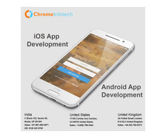 Iphone App Development Company | ChromeInfotech