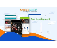 Mobile App Development in Adelaide | ChromeInfotech
