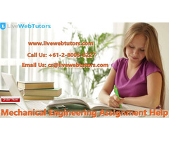 Mechanical Engineering Assignment Help: Get More Assignments On Time