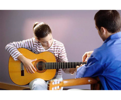 Learn How To Play Guitar With Guitar Tutor Perth