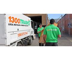 Rubbish Removal Melbourne - 1300 Trash It