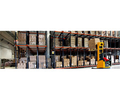 Offering the most affordable pallet racks for sale
