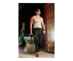 Buy Online Men Harem Pants in UK and Australia