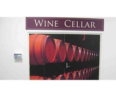 Wine Storage Solution by Hills Self Storage in Castle Hills