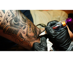 Tattoo Artist melbourne- City of Ink